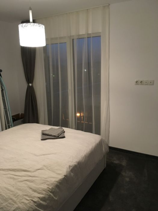 Inchiriere Ap. LUX 1 dormitor, living cu bucatarie, baie si terasa