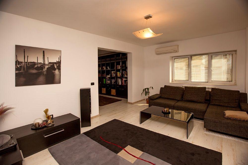 4 camere, mobilat modern, complet utilat