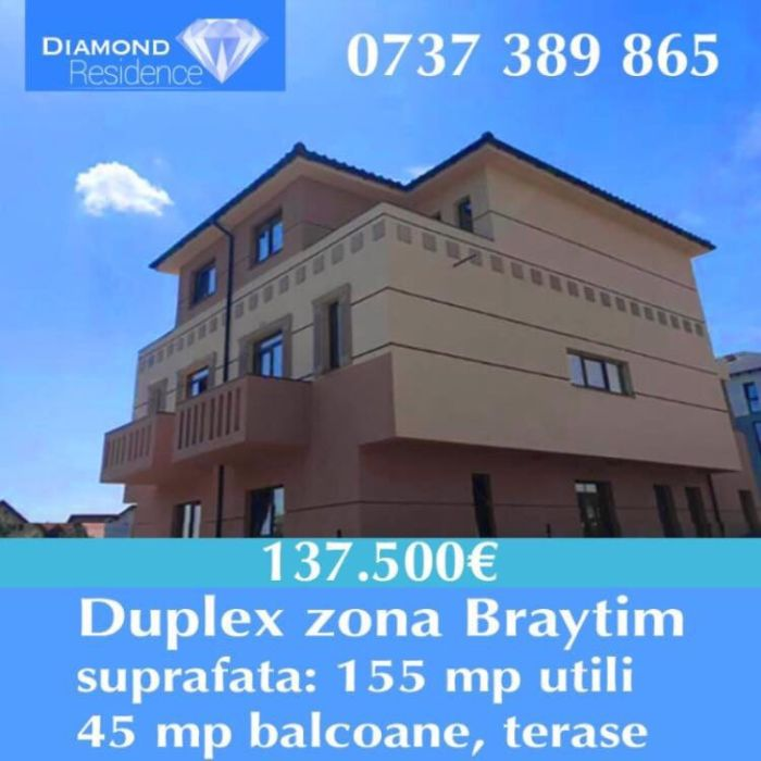 Proprietar vand duplex zona braytim antenele radio