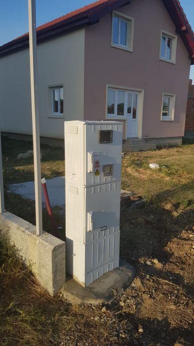 Vand/Schimb casa noua in Parta