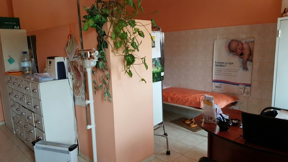 Inchiriez cabinet medical in policlinica