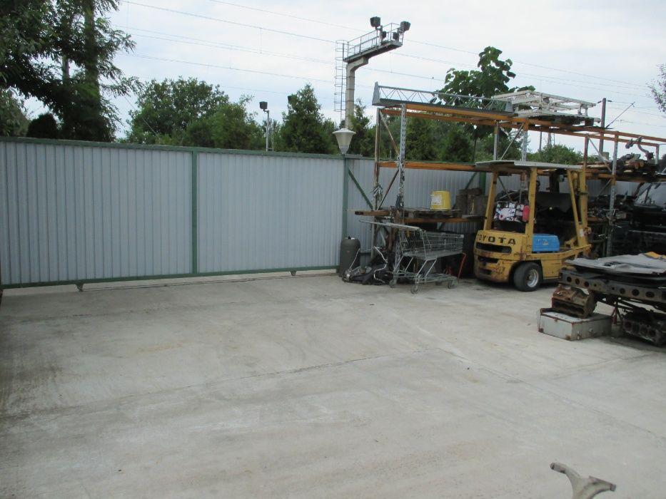 Inchiriez de inchiriat curte parcare betonata 300 m2 Timisoara Ronat