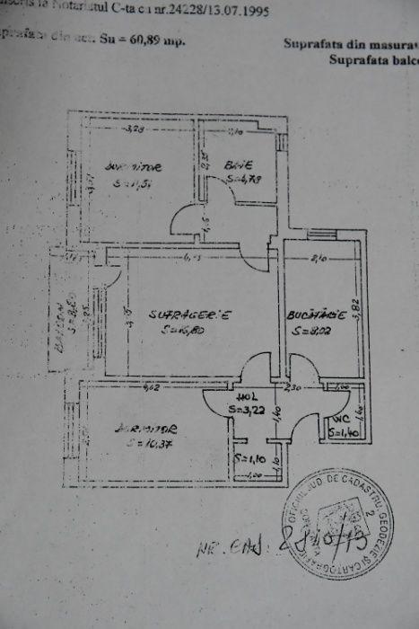 Apartament 3camere