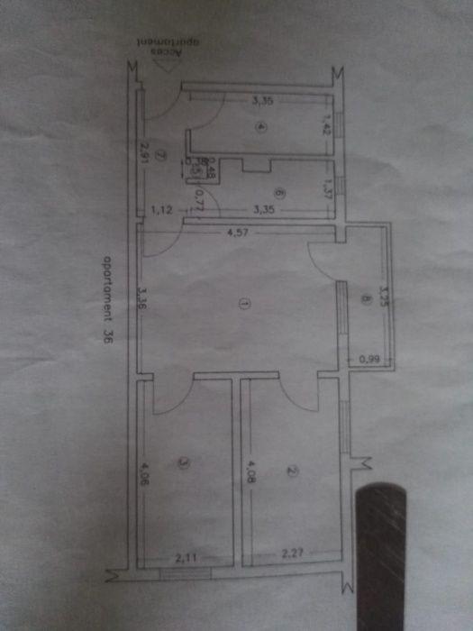 Particular-Salvare apartament cu 3 camere