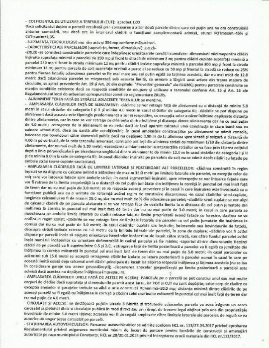 Teren cu casa demolabila in Coiciu, CERTIFICAT DE URBANISM LA ZI
