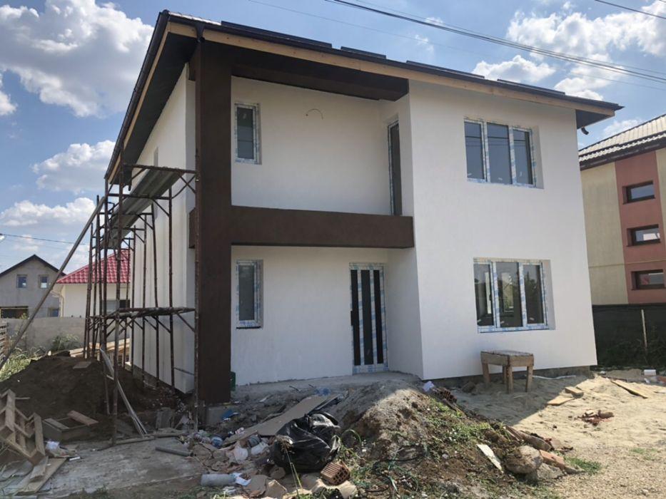 Casa în comuna Berceni.