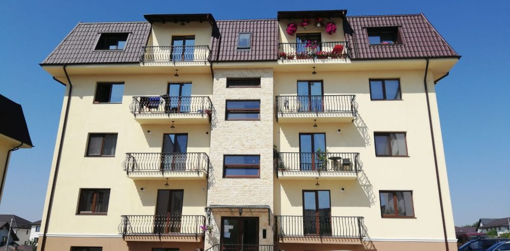 Apartament nou, 2 camere, Popas Pacurari - direct de la dezvoltator