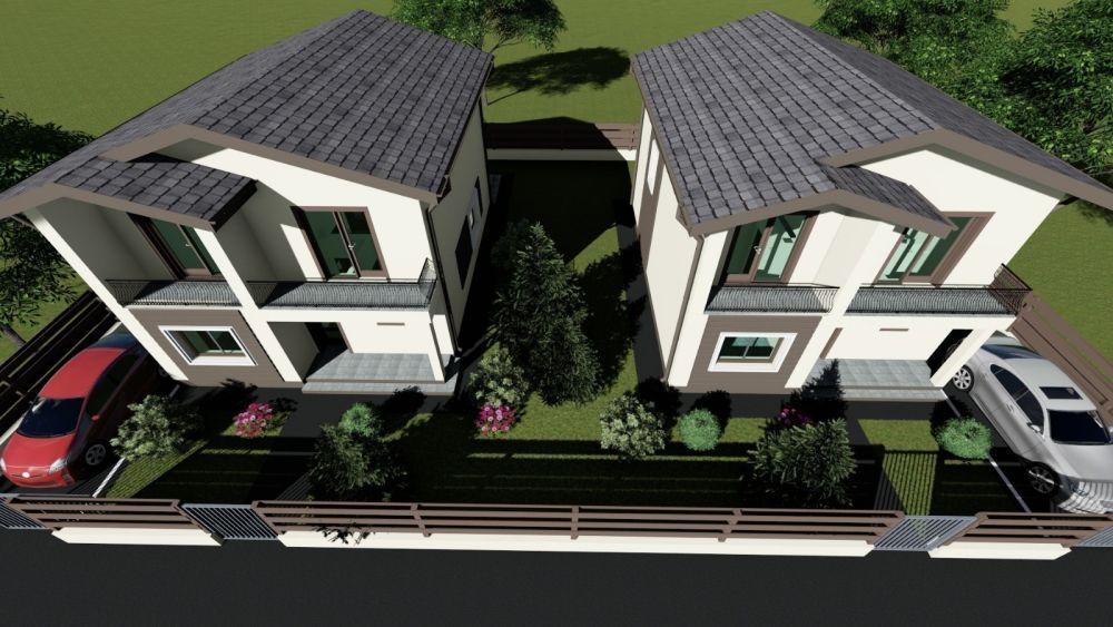 Casa single tip vila Popas Păcurari