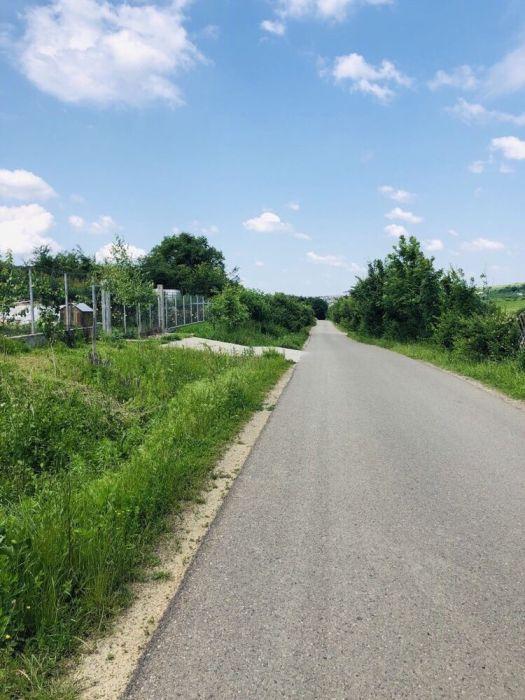Teren intravilan parcelat Vișani