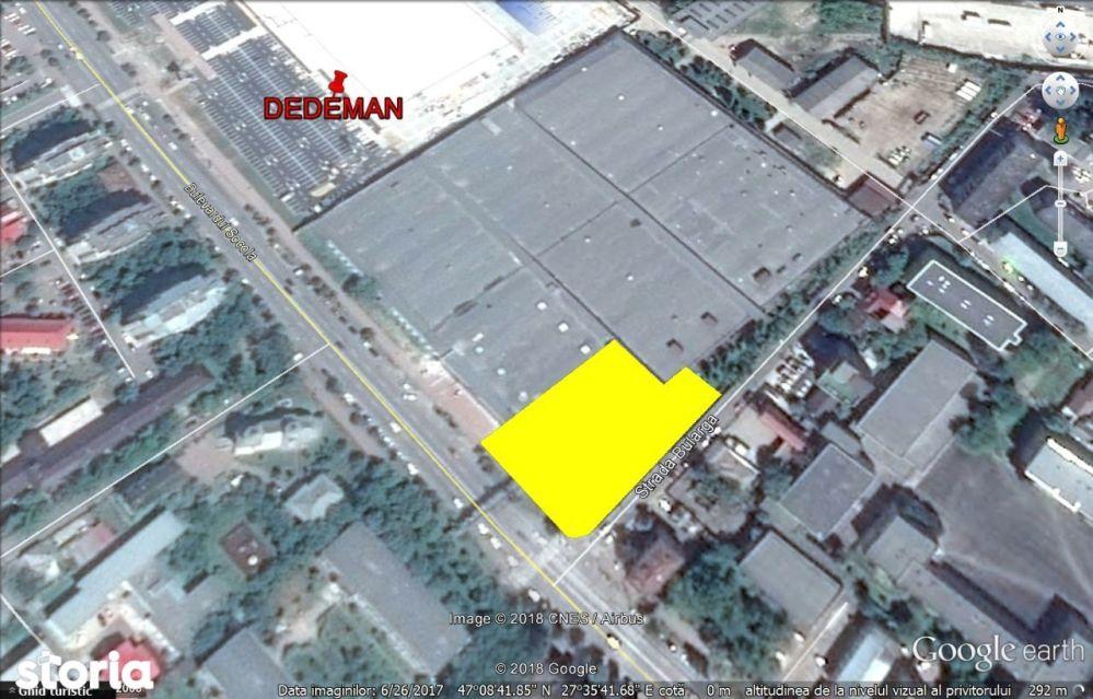 HALE 1.368mp, teren 3.062mp bd. Socola langa Dedeman / Lidl