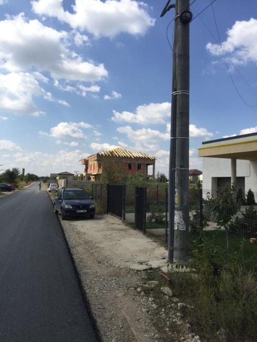 Teren de vanzare Bragadiru,strada Safirului