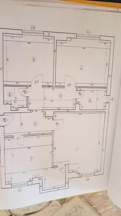 3 camere gradina botanica mobilat utilat