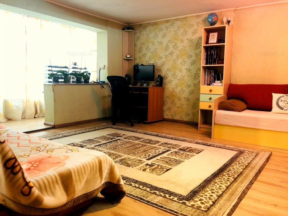 Apartament Spatios 2 camere decomandat Complex