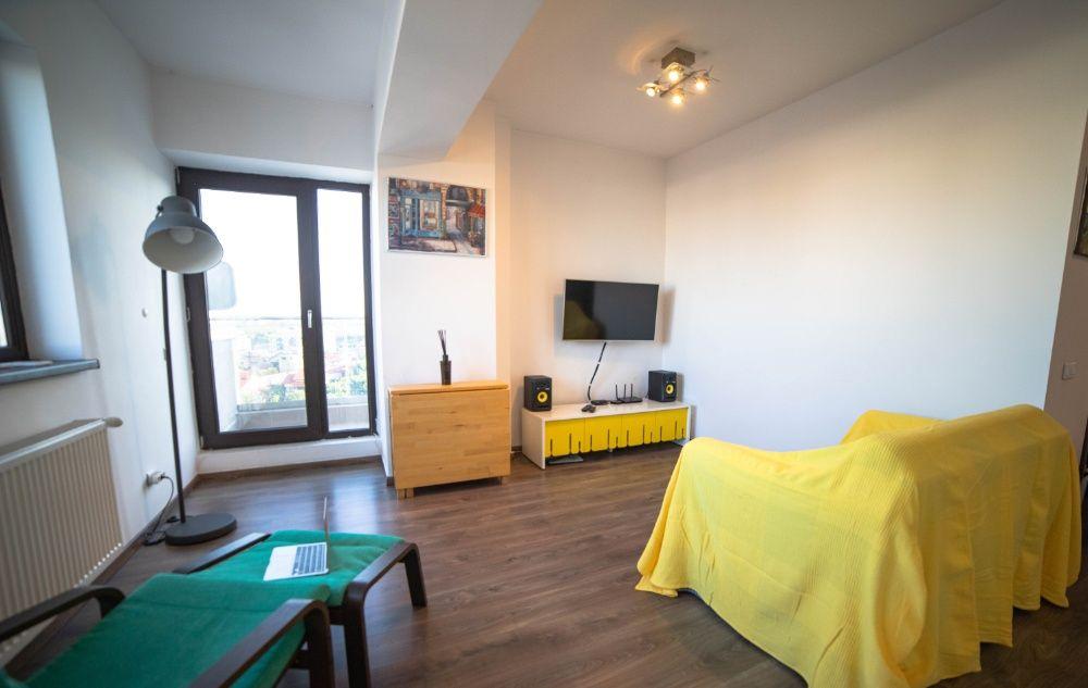 Apartament 2 camere cu view si gazon pe terasa, Vitan Resicence 2