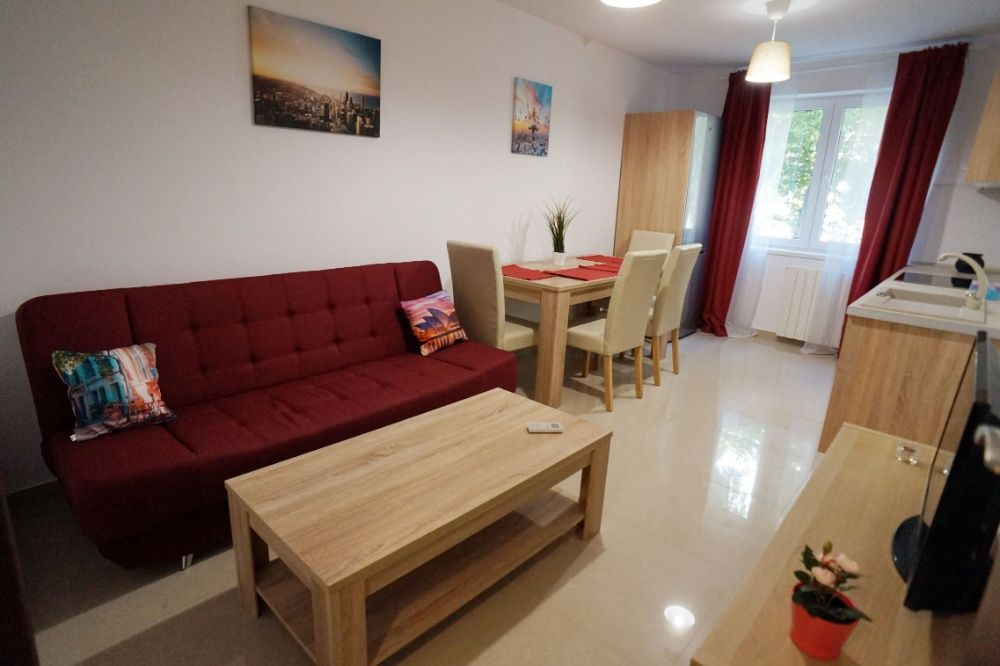 Inchiriez Ap. 3 camere N. Grigorescu (3 min. metrou şi parc)