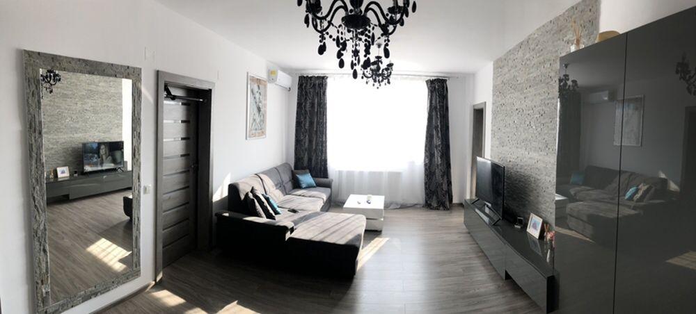 Apartament + garaj ind. zona Borhanci