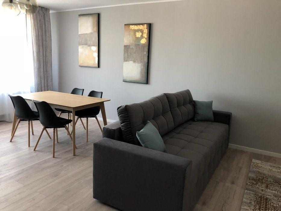 Apartament absolut nou 2 camere finisat la cheie River Side Residence