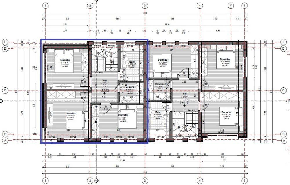 Casa tip duplex in Dambul Rotund, 169 mp, garaj, langa Lidl!