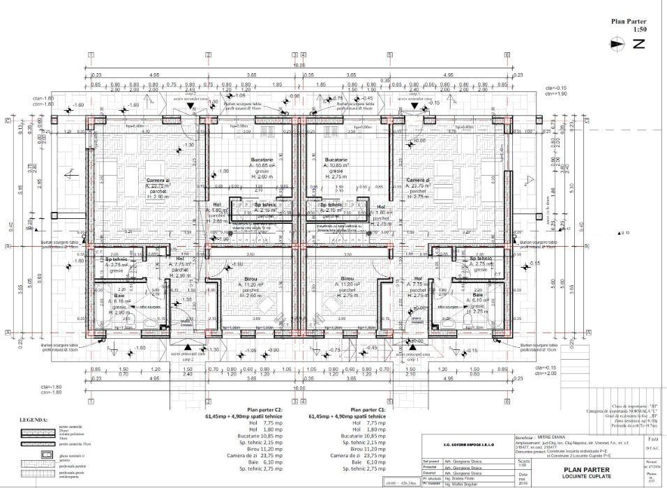 Case cuplate cu panorama deosebita, finalizate, vandute de dezvoltator