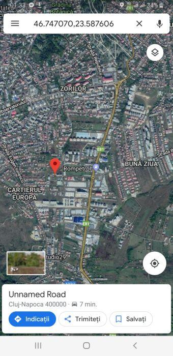 Teren de vânzare 2900 mp/ cartier Europa/ str. Grigore Moisil