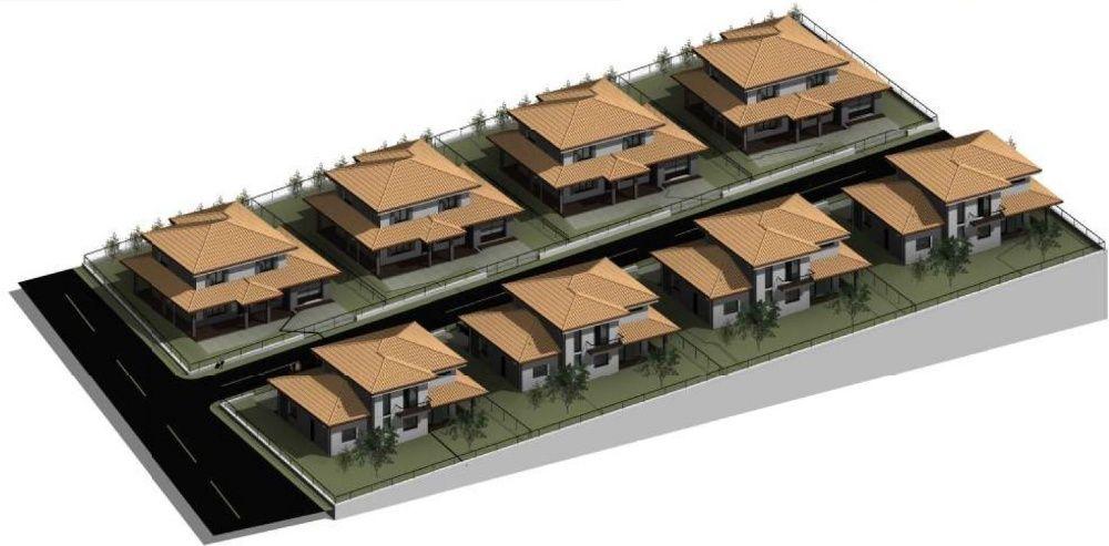 Teren in Dezmir cu 8 parcele + Proiect si Autorizatii de Construire.