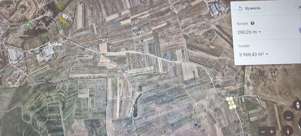 Devanzare teren in Sopor